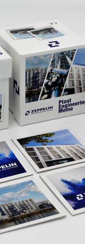 Zeppelin Systems Memo Box