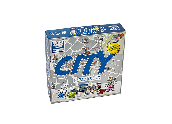 City Spiel Ravensburg