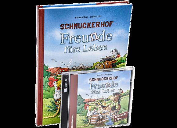 Freunde fürs Leben - Hörbuch und Buch