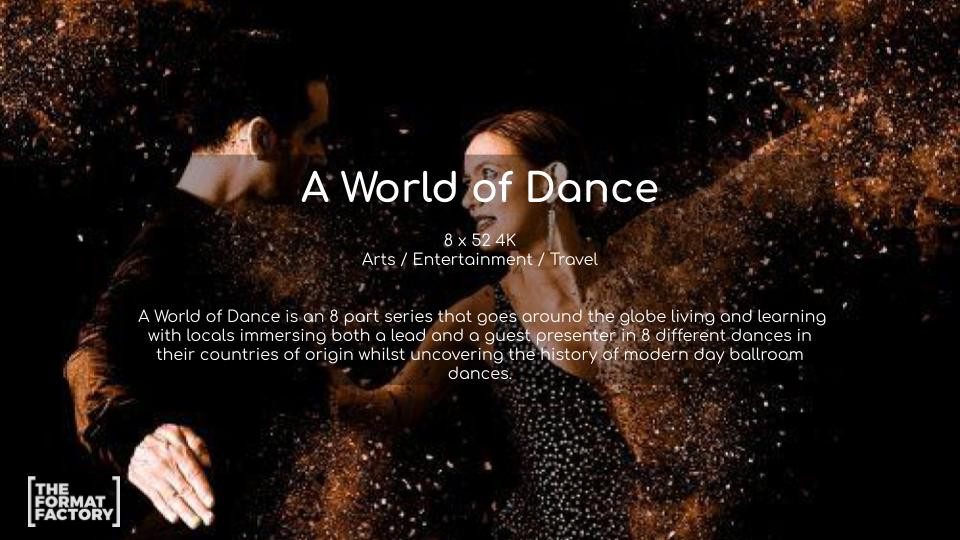 A World of Dance