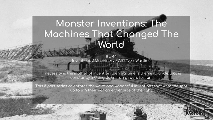 Monster Inventions