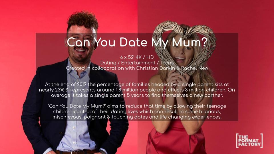 Can You Date My Mum