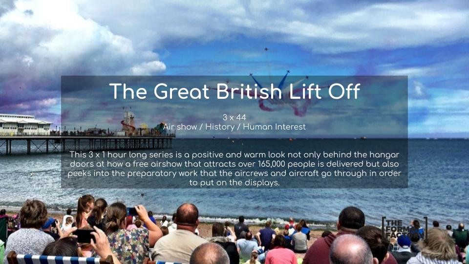 The Great British Lift Off