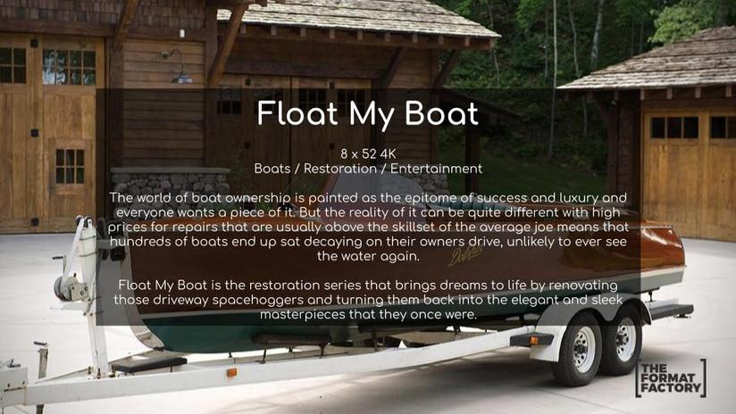 Float My Boat