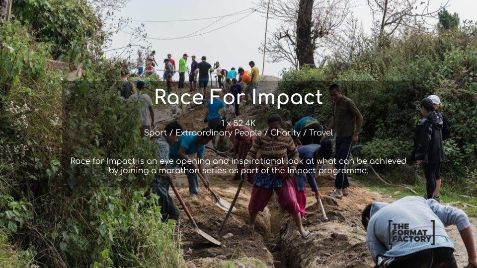 Race For Impact