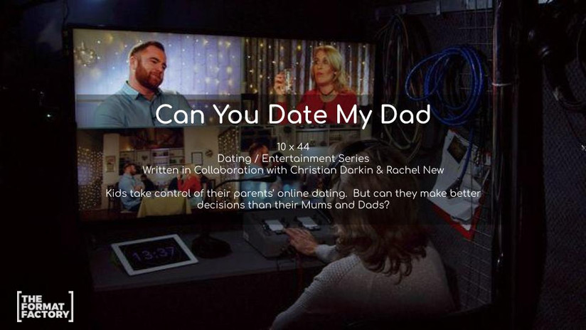 Can You Date My Dad