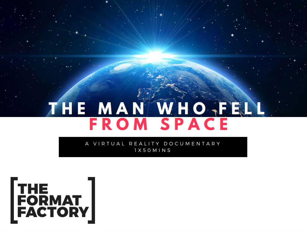 The Man Who Fell From Space