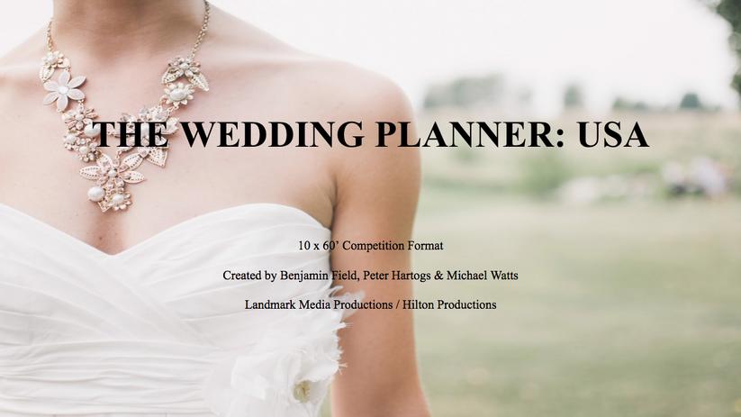 THE WEDDING PLANNER: USA