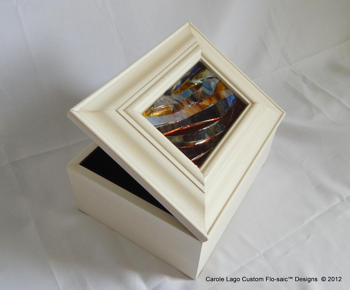 White box to treasure