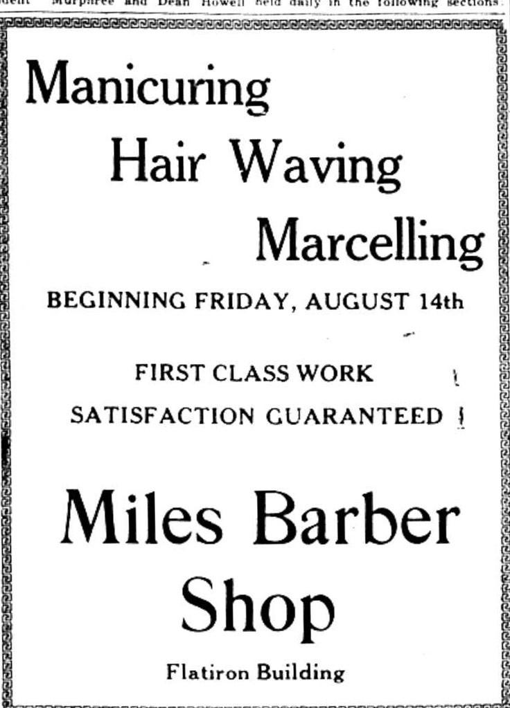 Miles Barber Shop