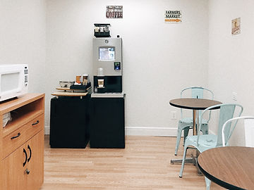 Coffee Break Room
