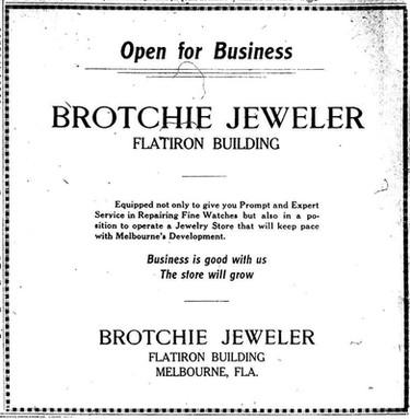 Brotchie Jeweler