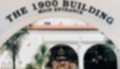 1900 Building Entrance