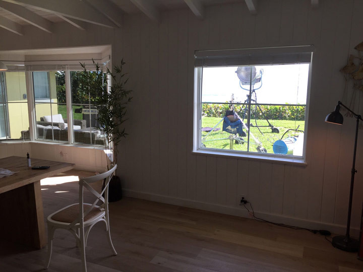 Buzz Aldrin Quaker Oats  filming location