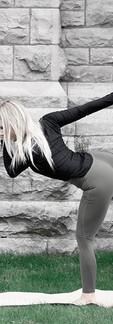 Yoga & Flexability by Kristen Young