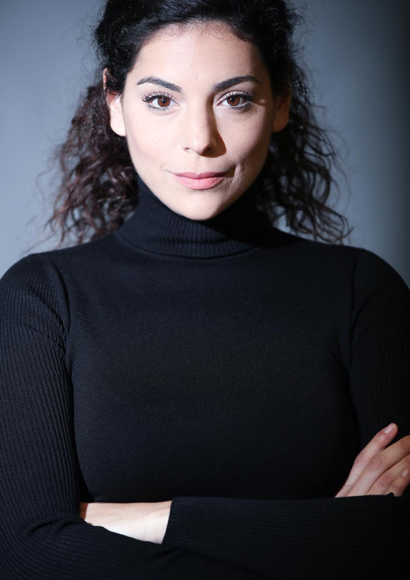 Judith Mergui Comédienne