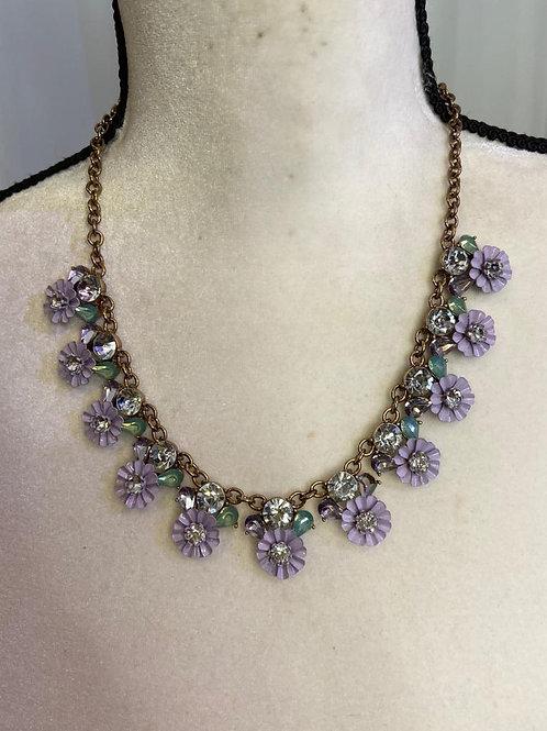 Stoosh Flower Pendant Necklace