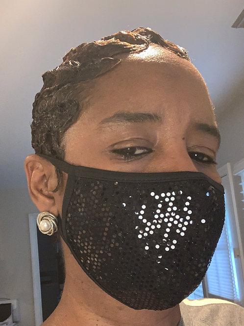 Stoosh Bling Mask