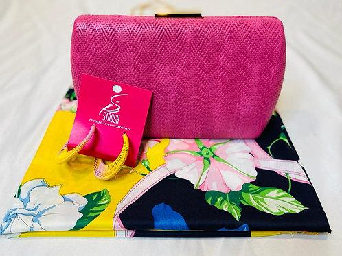 Stoosh Packs - Pink Clutch