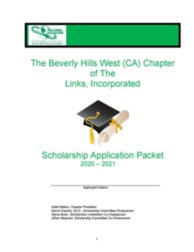 2020 BHW Scholarship Application -page-0