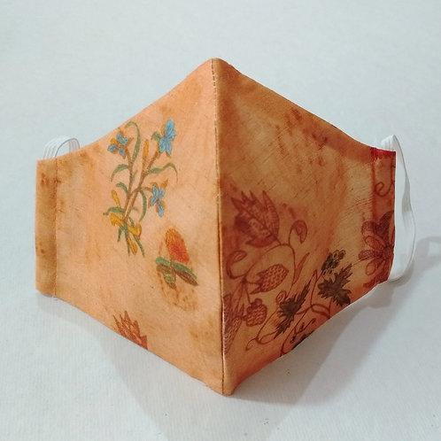 Cotton Mask - Orange