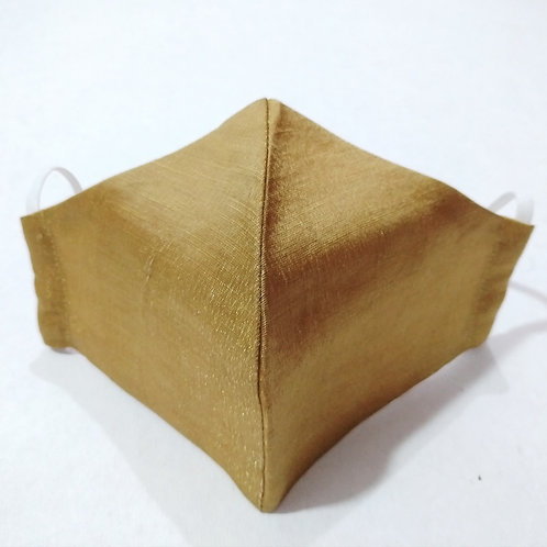 Cotton Mask - Shimmer Brown