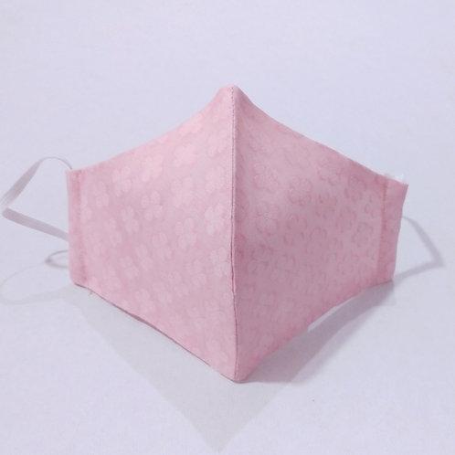 Cotton Mask - Floral Pink