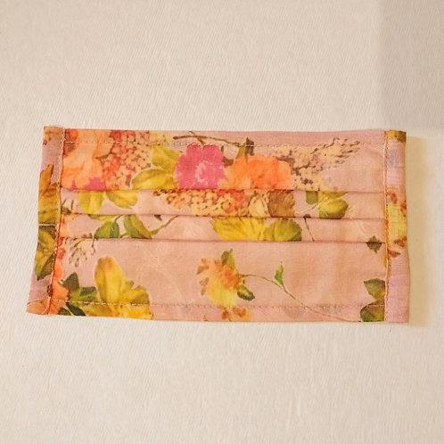 Cotton Mask - Floral Pastel