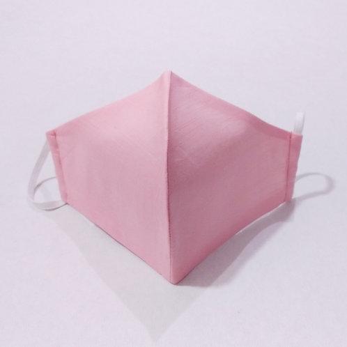 Cotton Mask - Elegant Pink