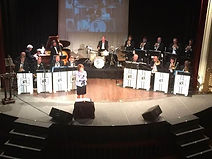 RL Big Band 6-11-15  Carnegie Theater