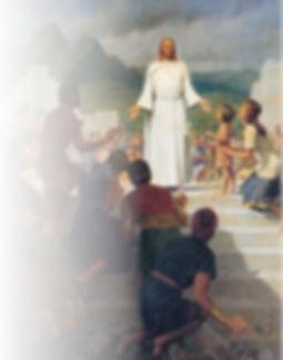 Исус Христос в древна Америка