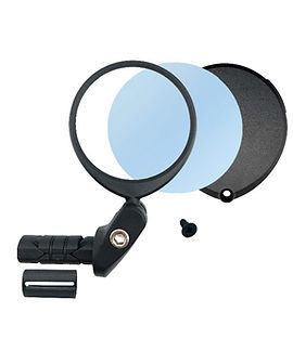Hafny Bike Mirror, Bar End Bike Mirror, Speed Pedelec Mirror, Cycle Mirror, E-bike Mirror, Bicycle Mirror, HF-MR101B.jpg