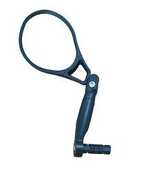 Hafny Bike Mirror, Bar End Bike Mirror, Speed Pedelec Mirror, Cycle Mirror, E-bike Mirror, Bicycle Mirror, H-M901LS-FR05.jpg