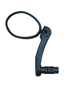 Hafny Bike Mirror, Bar End Bike Mirror, Speed Pedelec Mirror, Cycle Mirror, E-bike Mirror, Bicycle Mirror, HF-M854-FR04.jpg