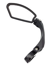 Hafny Bike Mirror, Handlebar Bike Mirror, Speed Pedelec Mirror, Cycle Mirror, E-bike Mirror, Bicycle Mirror,HF-MR080L.