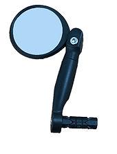 Hafny Bike Mirror, Bar End Bike Mirror, Speed Pedelec Mirror, Cycle Mirror, E-bike Mirror, Bicycle Mirror, HF-M953B-FR05.jpg