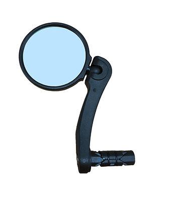 Hafny Bike Mirror, Bar End Bike Mirror, Speed Pedelec Mirror, Cycle Mirror, E-bike Mirror, Bicycle Mirror, HF-M952B-FR04.jpg