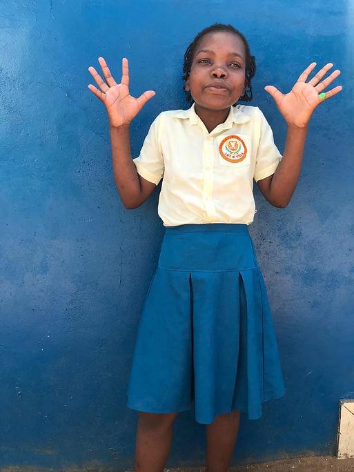 Iris Matola Rio Children Center, Mozambique - South Africa