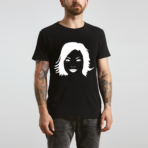 Unisex Bad Talent Performance Logo Tee