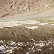 Badwater Basin -this is very clear water