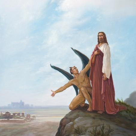 Tempter ( Luke 4:1-13 )