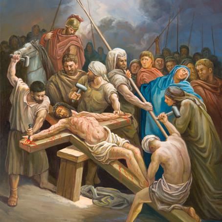Crucifixion ( Matthew 27:20-23 )