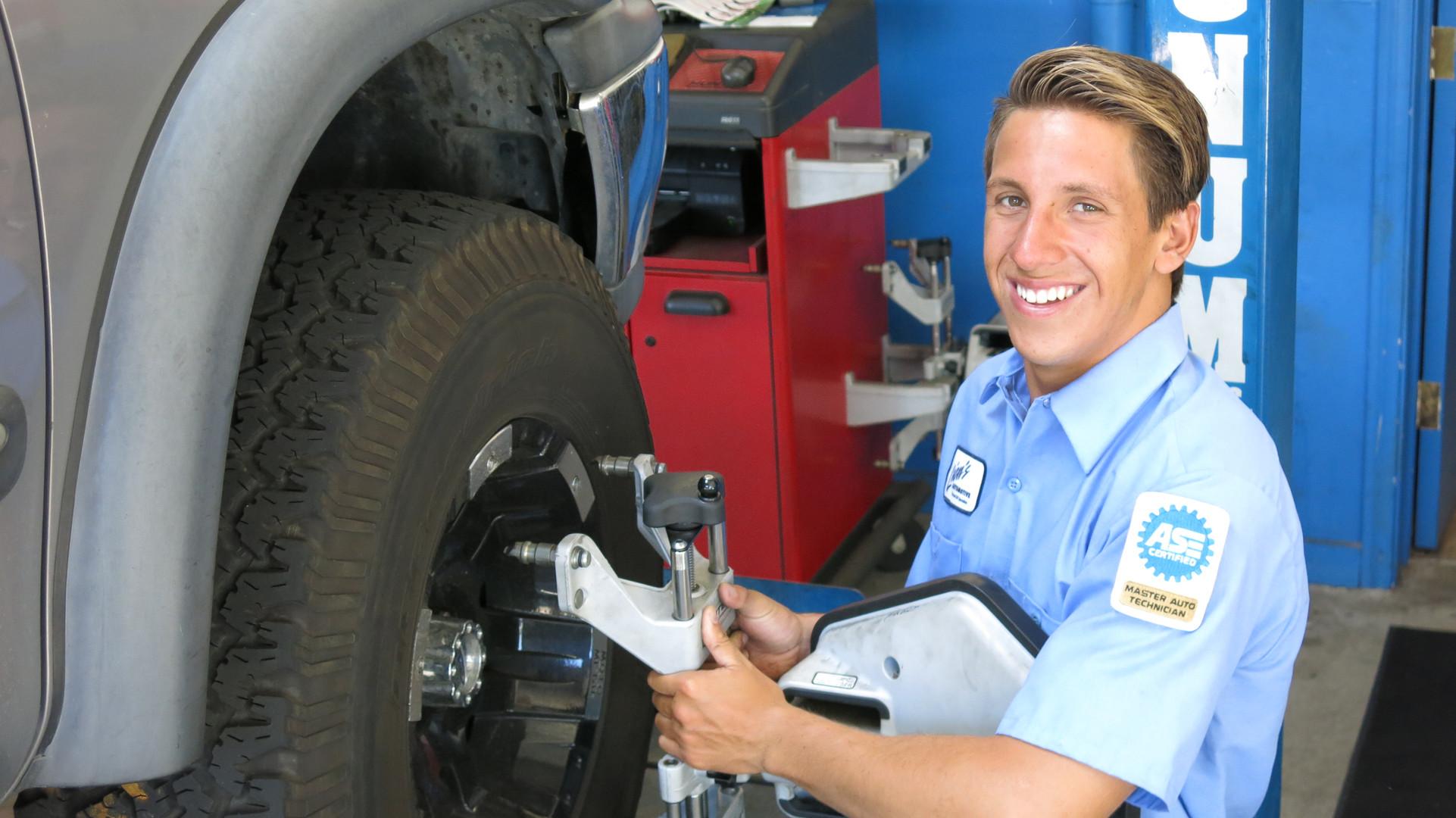 ASE Certified Technician