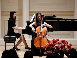Techakids' Intern Norah Fong Realizes Childhood Dream at Carnegie Hall