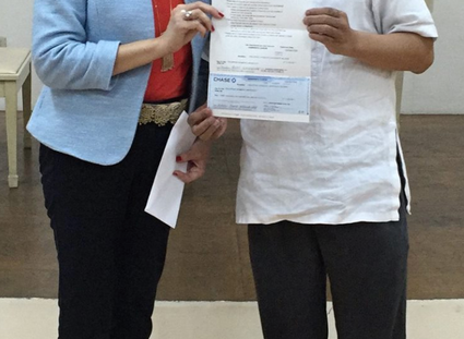 PWAASC Continued support to PWU Manila Final Boost Scholarship Program
