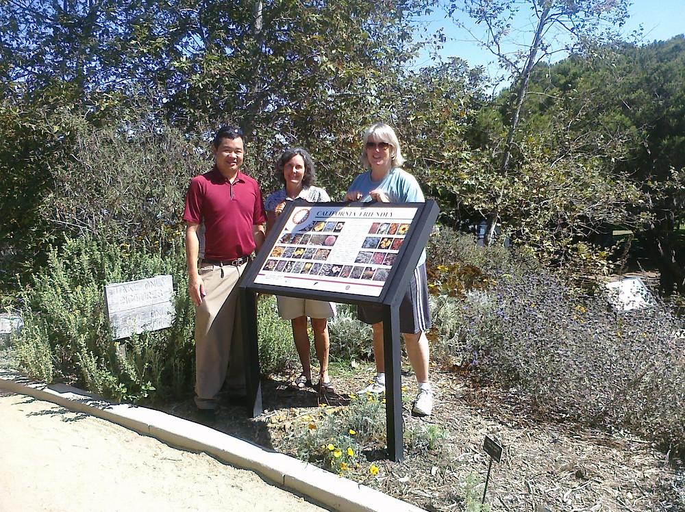 Visiting the Manhattan Beach Botanical Garden