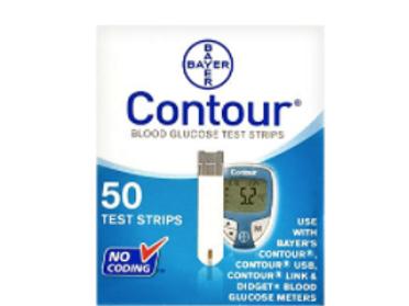 Bayer Contour, 7080G – 50ct