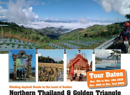 Northern Thailand & Golden Triangle
