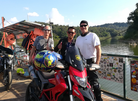 Northern Thailand November 2019 Adventure Tour