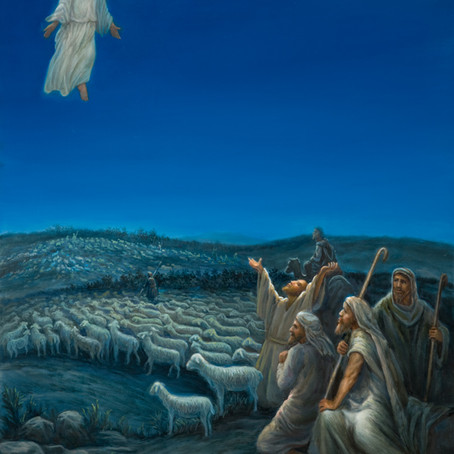 Shepherds ( Luke 2:8-16 )